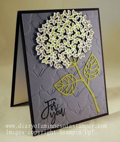 Diary of a Minnesota Stamper #thoughtfulbranches #stampinup