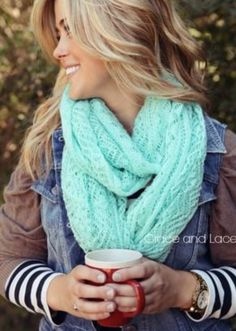 Looove this scarf