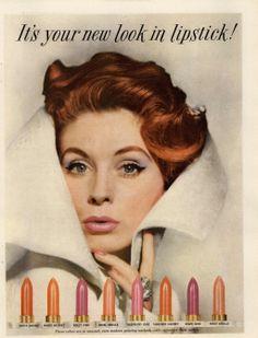 Revlon Colors Unlimited 1959 @ MyFDB