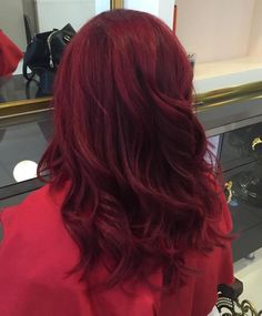 dark red hair color ideas 12 New Red Hair Color Styles – 2016 | Blonde Balayage
