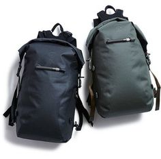 Ficouture's new backpack keeps your gear dry with its seam-less construction