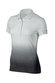 Women's Golf Clothing l Nike Women's Golf Polo : 684769