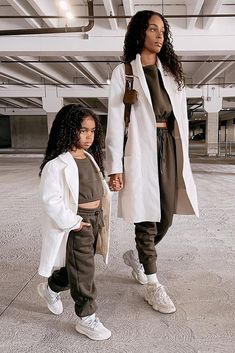 Baddie Outfits Casual, Cute Girl Outfits, Toddler Outfits, Chic Outfits, Kids Outfits, Baby Outfits, Baby Girl Fashion, Kids Fashion, Black Girl Aesthetic