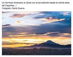Foto compartida por Alfonso Tandazo