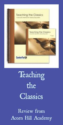 Teaching the Classics, a literary analysis curriculum for teachers