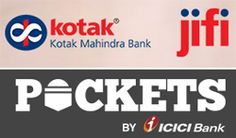 Today every banks want to cash social success of facebook and twitter recent example is kotak Jifi account and ICICI Pocket app. Let's review these product.