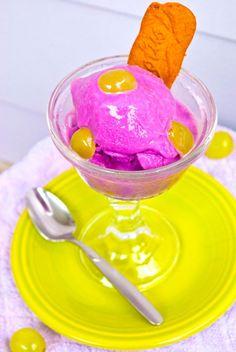 grape fro yo frozen grape fro yo 3 more frozen grapes frozen yogurt ...