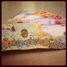 Money in Qatar - Qatarir Riyals, are the most gorgeous currency!