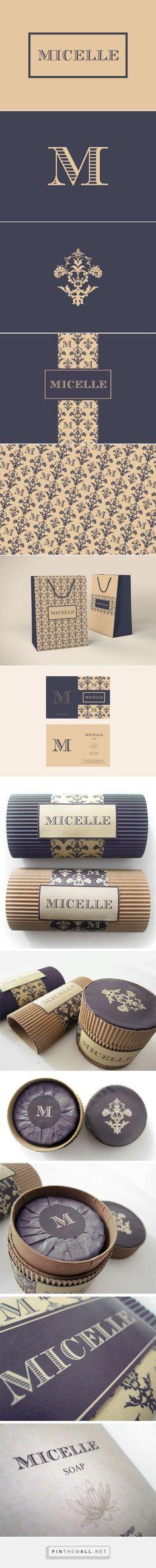 Micelle Soap Branding on Behance | Fivestar Branding – Design and Branding Agency & Inspiration Gallery