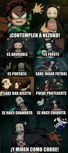 Anime: Kimetsu no Yaiba! Anime Meme, M Anime, Otaku Meme, Anime Chibi, Kawaii Anime, Demon Slayer, Slayer Anime, Sarada Uchiha, Kakashi