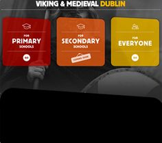 Education - Dublinia, Experience Viking and Medieval Dublin