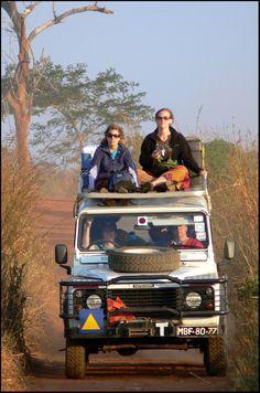 Bush riders - Mozambique