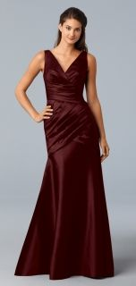 Wtoo Style 724 Bridesmaid Dress in Chianti