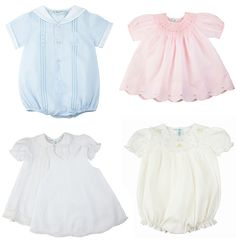 A #SwapforKids favorite : #FeltmanBrothers vintage-style baby clothes