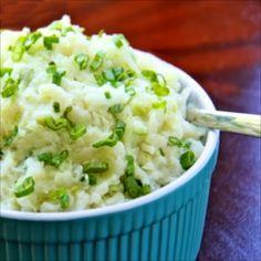 A delightful Irish-inspired mashed potato dish. Colcannon . Once traditional Irish peasant fare