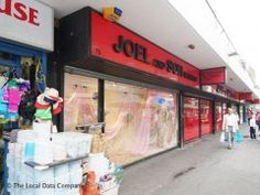 Joel & Son Fabrics, 73-87 Church Street, London - Fabric Shops near Edgware Road (Bakerloo) Tube Station