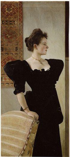 Gustav Klimt, c. 1895