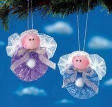 2015/02/23 Yo-Yo Angel Ornaments