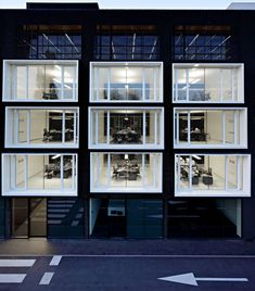 Spectator Group's Headquarters by Studio Up