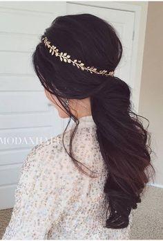 Wedding Ponytails : Brides.com