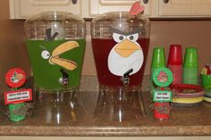 Angry Bird Punch