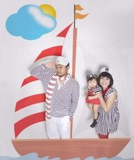 nautical photobooth - Google Search