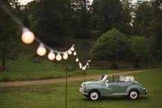 Image by Sam Gibson Photography - Rime Arodaky Wedding Dress | Lydney Park…