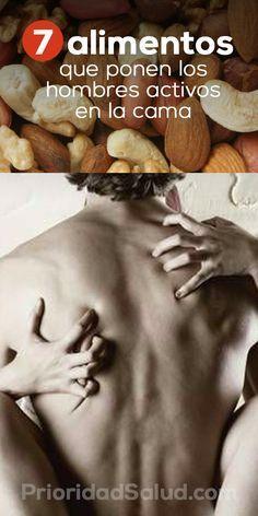 Estos 7 alimentos vuelven los hombres más activos en la cama. Si tu o tu pareja experimentan una falta de libido, antes de echar toda la culpa al estrés, echa un vistazo en estos alimentos que pueden ayudar.