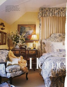 I could use the extra valances to create this and do an accent pillow.
