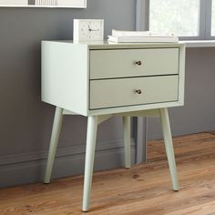 Mid-Century Nightstand - Oregano | west elm