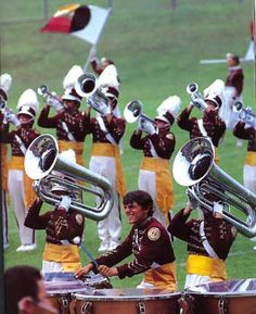 The Garfield Cadets. --  best uniform in drum corps!