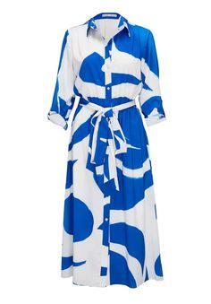 Alice & Olivia Kris Shirt Dress, $440; aliceandolivia.com     - ELLE.com