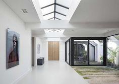 Modern Architecture Interior Design For Amazing Your Home Design Interior Design Magazine, Interior Minimalista, Patio Interior, Garage Interior, Interior Ideas, Interior Decorating, Decorating Ideas, Minimal Home, Global Design