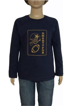 Camiseta Rugby. Smartyfun #camiseta #niño #rugby #deporte