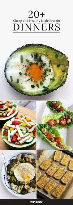 21 High-Protein Dinners That Won't Break the Bank
