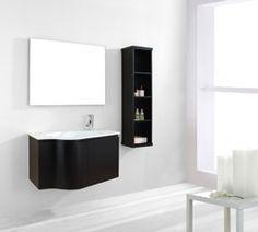 """36"""" Virtu Roselle ES-1236ES : bathroom vanity #BathroomRemodel #BlondyBathHome #BathroomVanity   #ModernVanity"""