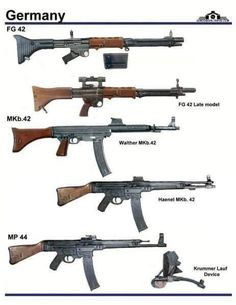 Choose your weapon...