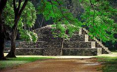 La ciudad maya de Copán: un lugar con arte y jeroglíficos en abundancia