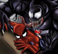 Spideman x Venom