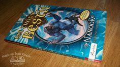 """""""Nanook. Śnieżny potwór"""" Adam Blade http://magicznyswiatksiazki.pl/?p=12807"""