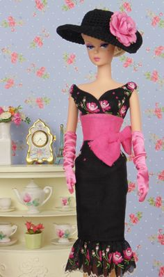 Seraphina for Barbie & Victoire Roux