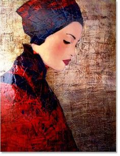 richard burlet  art | Richard Burlet collage | Portraits (Art)