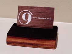 Custom business card holder with pen funnel mounted on a piece of a cearng business card holder from repurposed wine barrel by 9boards on etsy 1200 reheart Gallery