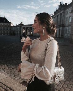 25 Modern Simple Fresh Outfits Ideas For Summer - Womens Fashion - Fashionable Mode Outfits, Fashion Outfits, Womens Fashion, Fashion Tips, Fashion Clothes, Fashion Ideas, Speech On Fashion, Look Fashion, Autumn Fashion
