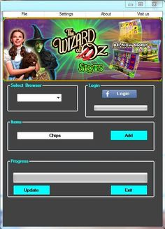 Slots Wizard of Oz Facebook Hack Cheats Tool Slots Wizard of Oz is a casino video game developed for Facebook users. The game received the last