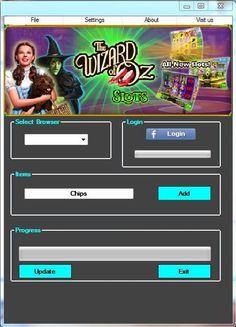 wizard of oz facebook game hack