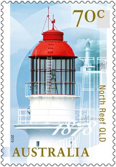 This stamp issue commemorates 100 years of commonwealth management of lighthouses. Purchase in-store or online: http://auspo.st/1CWQu1X #stampcollecting