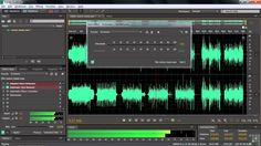 Removing Noise using Adobe Audition