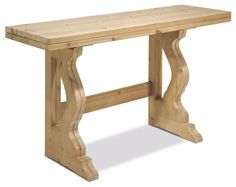 tavolo consolle ribalta cm 170 industrial style in offerta | tavoli ...