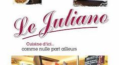 Hôtel Le Juliano Carbon-Blanc On the outskirts of Bordeaux, Hotel & Restaurant Le Juliano is located in the village of Carbon Blanc, close to the A10 motorway.  Rooms at Hotel Le Juliano are modern and offer flat-screen TVs and free Wi-Fi internet access.
